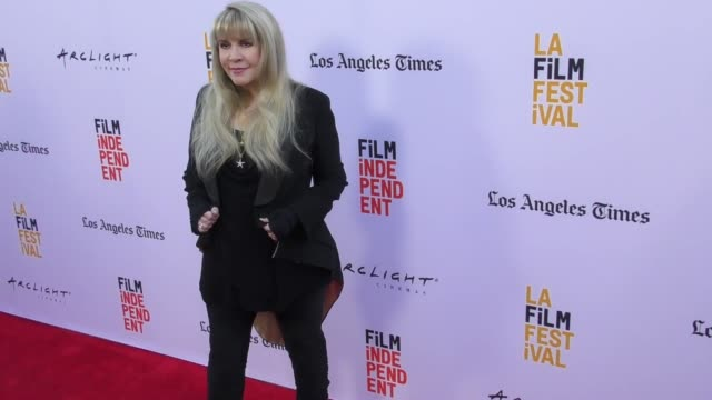Stevie Nicks at the 2017 Los Angeles Film Festival Opening Night Premiere Of Focus Features' 'The Book Of Henry' on June 14 2017 in Culver City...