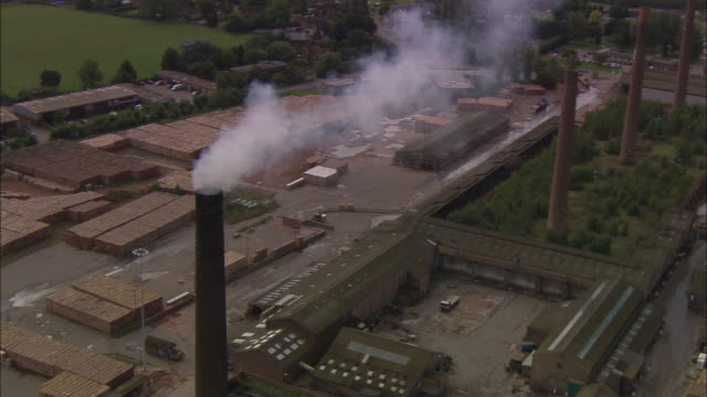 stewartby brickworks near bedford - sequential series stock videos & royalty-free footage