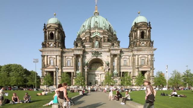 WS St.-Hedwigs-Kathedrale in Germany / Berlin, Berlin, Germany