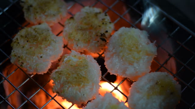 sticky rice grill