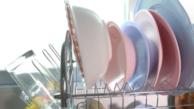vídeos de stock e filmes b-roll de still life at kitchen - natureza morta