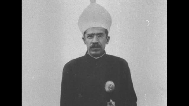 Still Nizam Osman Ali Khan the last ruler of Hyderabad state before its annexation into India / Note exact day not known