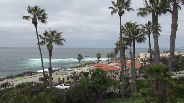 Still of Beautiful and Wide Seascapes at La Jolla