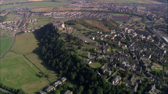 stirling castle - stirling stock videos and b-roll footage
