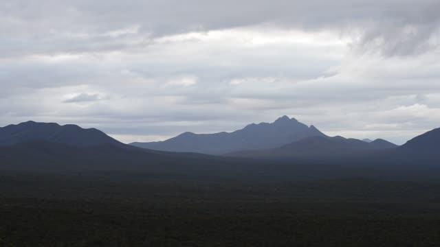stirling ranges - mountain range stock videos & royalty-free footage