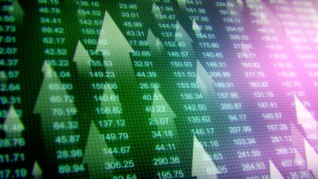 stock exchange bg - bull market stock videos & royalty-free footage