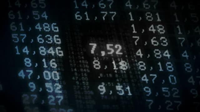 vidéos et rushes de stock bourse - marché boursier