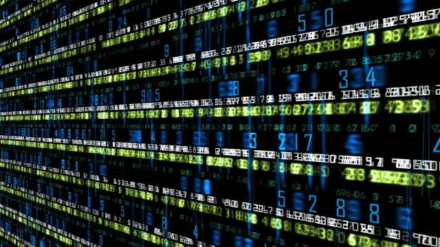 vidéos et rushes de stock market data ticker board - faire de l'argent