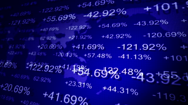 stock market. - exchange rate stock videos & royalty-free footage