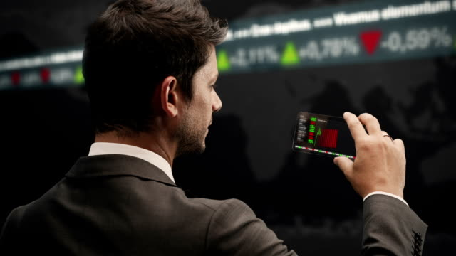 stock market - interactivity stock videos and b-roll footage