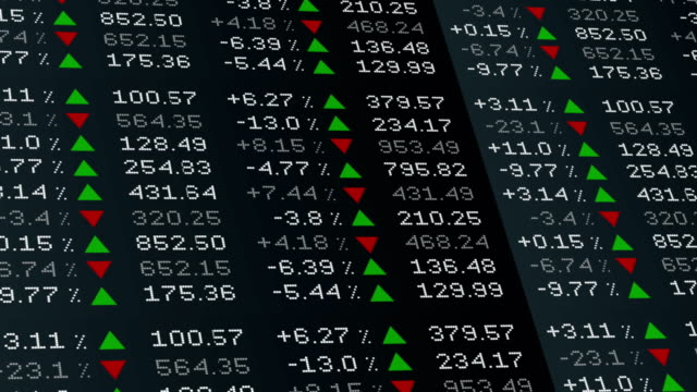 stock market - dax stock market index stock videos and b-roll footage