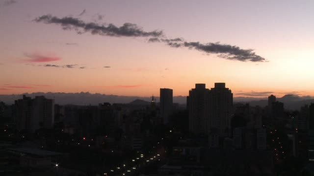 stock shots of belo horizonte brazilian city that will host three matches in the confederations cup 2013 and six matches in the world cup 2014 clean... - belo horizonte stock videos and b-roll footage