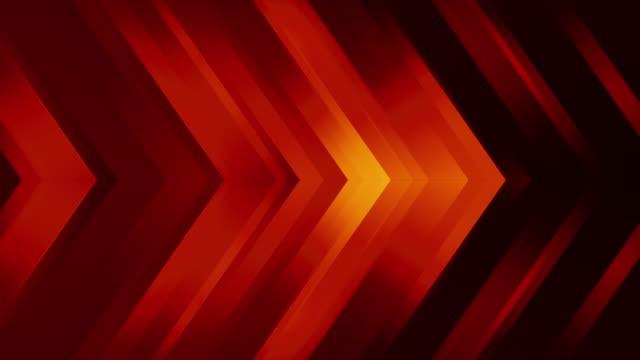 vídeos y material grabado en eventos de stock de 4k arrow backgrounds loopable video - señal de flecha