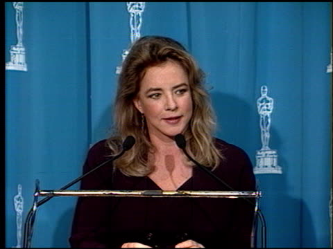 Stockard Channing at the 1994 Academy Awards Luncheon at the Beverly Hilton in Beverly Hills California on March 8 1994