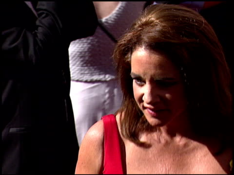 Stockard Channing at the 2000 Emmy Awards at the Shrine Auditorium in Los Angeles California on September 10 2000