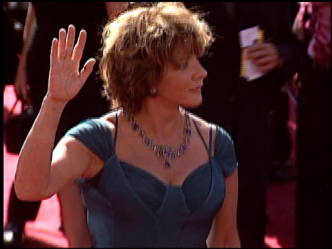Stockard Channing at the 2004 Emmy Awards Arrival at the Shrine Auditorium in Los Angeles California on September 19 2004