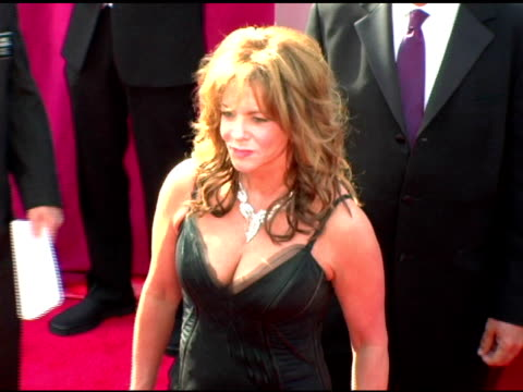 Stockard Channing at the 2005 Emmy Awards at the Shrine Auditorium in Los Angeles California on September 18 2005