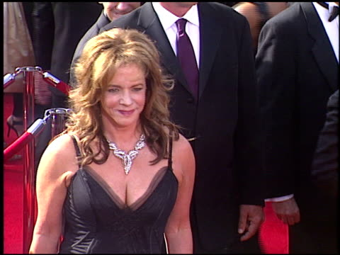 Stockard Channing at the 2005 Emmy Awards entrances at the Shrine Auditorium in Los Angeles California on September 18 2005