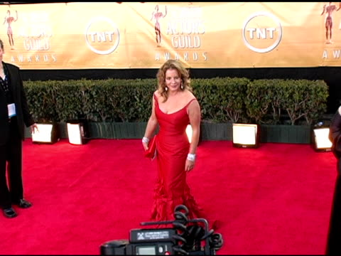 Stockard Channing at the 2005 Screen Actors Guild SAG Awards Arrivals at the Shrine Auditorium in Los Angeles California on February 5 2005