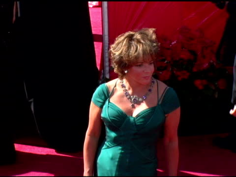 Stockard Channing at the 2006 Primetime Emmy Awards arrivals at the Shrine Auditorium in Los Angeles California on September 19 2004