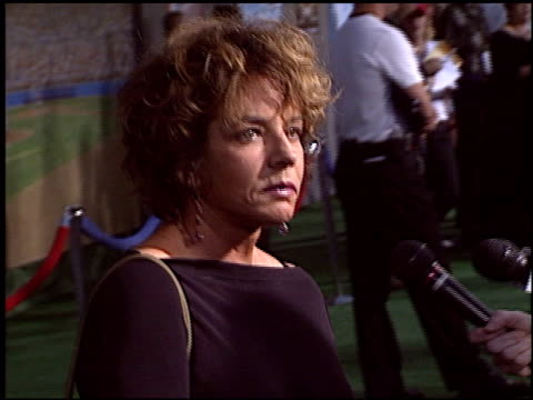 Stockard Channing at the 'Mr 3000' Premiere at the El Capitan Theatre in Hollywood California on September 8 2004