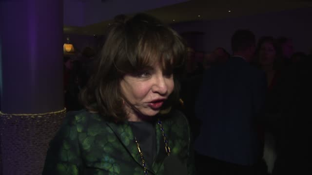 INTERVIEW Stockard Channing on coming to England women's liberation equality her character and London on August 03 2017 in London England