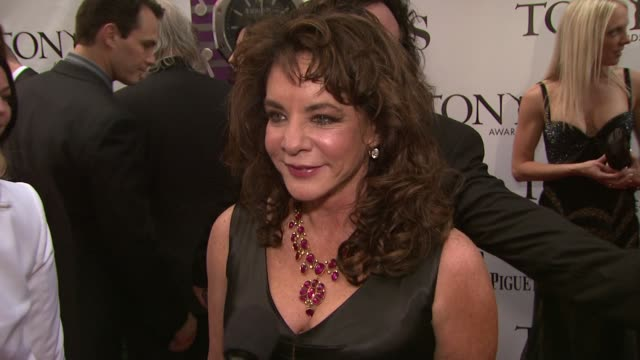 Stockard Channing on how thrilling it is to be at the Tonys and looking forward to the opening act what brought her back to theater and what winning...