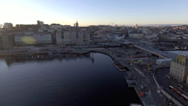Stockholm Aerial View