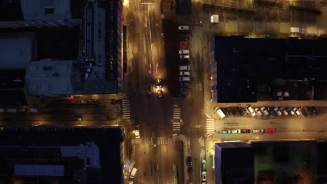 AERIAL: Stockholm city