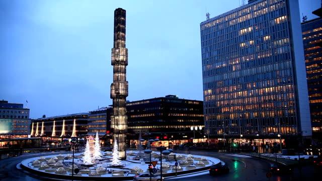 stockholm nightshot - stockholm bildbanksvideor och videomaterial från bakom kulisserna