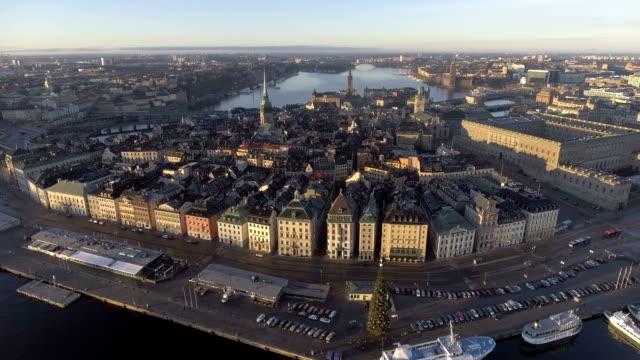 stockholm altstadt - stockholm stock-videos und b-roll-filmmaterial