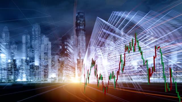 stockvideo's en b-roll-footage met beurs en reële economie - hoofdkantoor