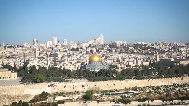 stockshots of jerusalem's old city christian neighbourhood and jaffa gate - jaffa stock videos & royalty-free footage