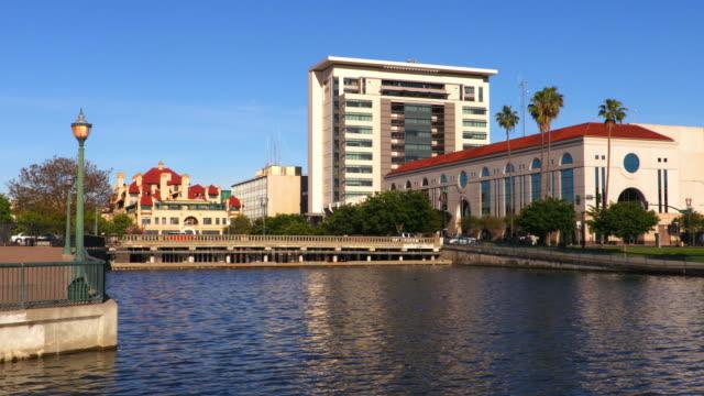 stockton, california - california stock videos & royalty-free footage