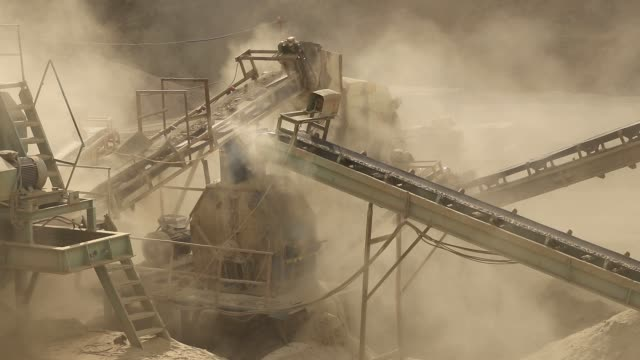 stone pit - mining stock videos & royalty-free footage
