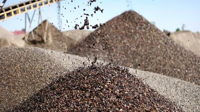 vídeos y material grabado en eventos de stock de hoyo de piedra - mina