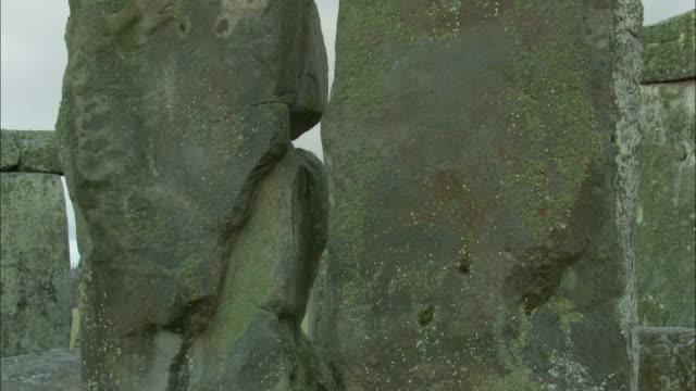 cu, tu, stonehenge, salisbury plain, wiltshire, england - stonehenge stock videos and b-roll footage