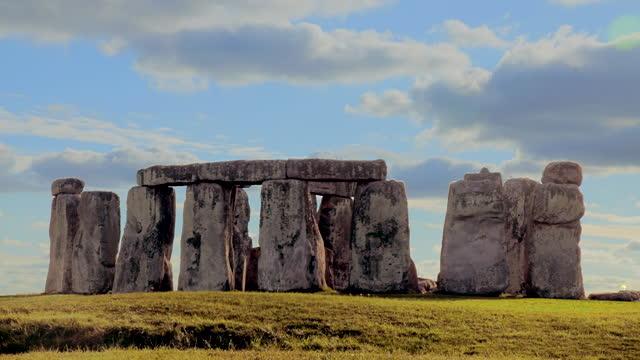 stonehenge - obelisk stock videos & royalty-free footage