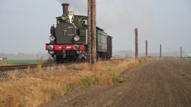 Stoomlocomotief van de Nederlandsche Spoorwegen