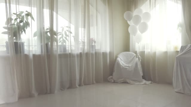 stop motion animation of dancing young women - home interior stock videos & royalty-free footage