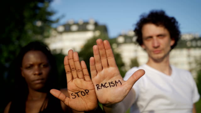 stop racism - equality stock videos & royalty-free footage