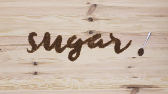 stop-motion animation style sugar - western script stock videos & royalty-free footage