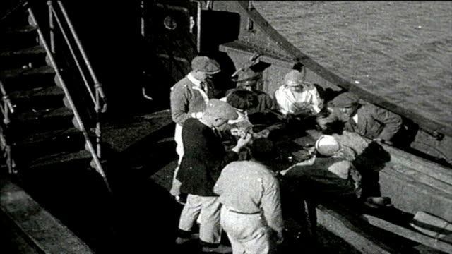 1925 stopping in port said - suez canal stock videos & royalty-free footage