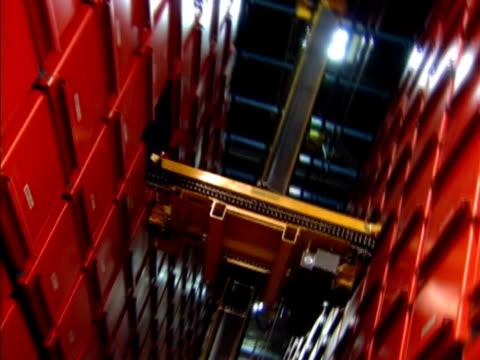 storage machine - 少数の物点の映像素材/bロール
