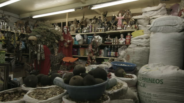 store in mexico with religious artifacts - afterlife stock videos and b-roll footage