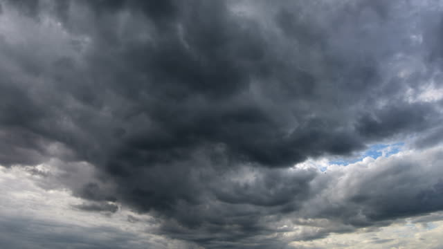 storm cloud time lapse - atmospheric mood stock videos & royalty-free footage
