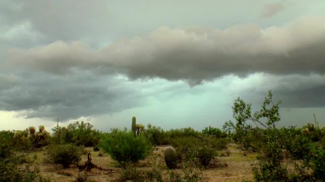 'Storm clouds, Arizona, USA'