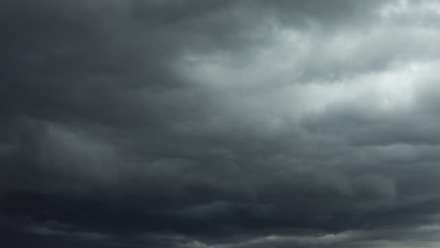 storm clouds at sunset - overcast stock videos & royalty-free footage