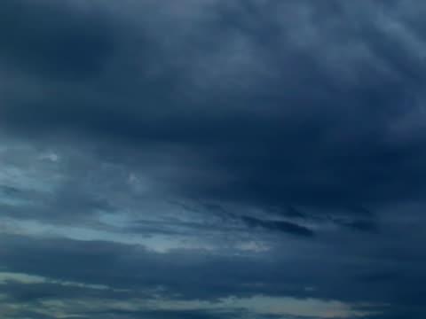 嵐の雲の時間の経過を away-、NTSC