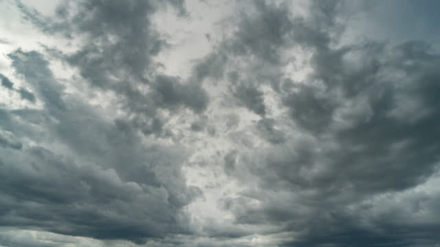 storm clouds moving time lapse. - climate action stock videos & royalty-free footage
